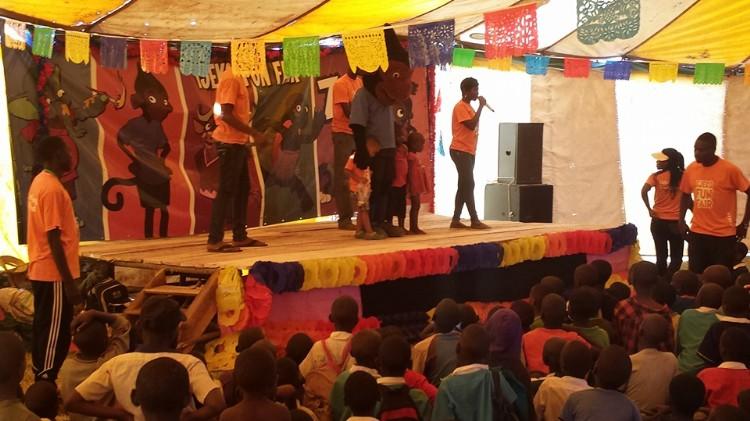 Mukono Tjeko 2016 funfair
