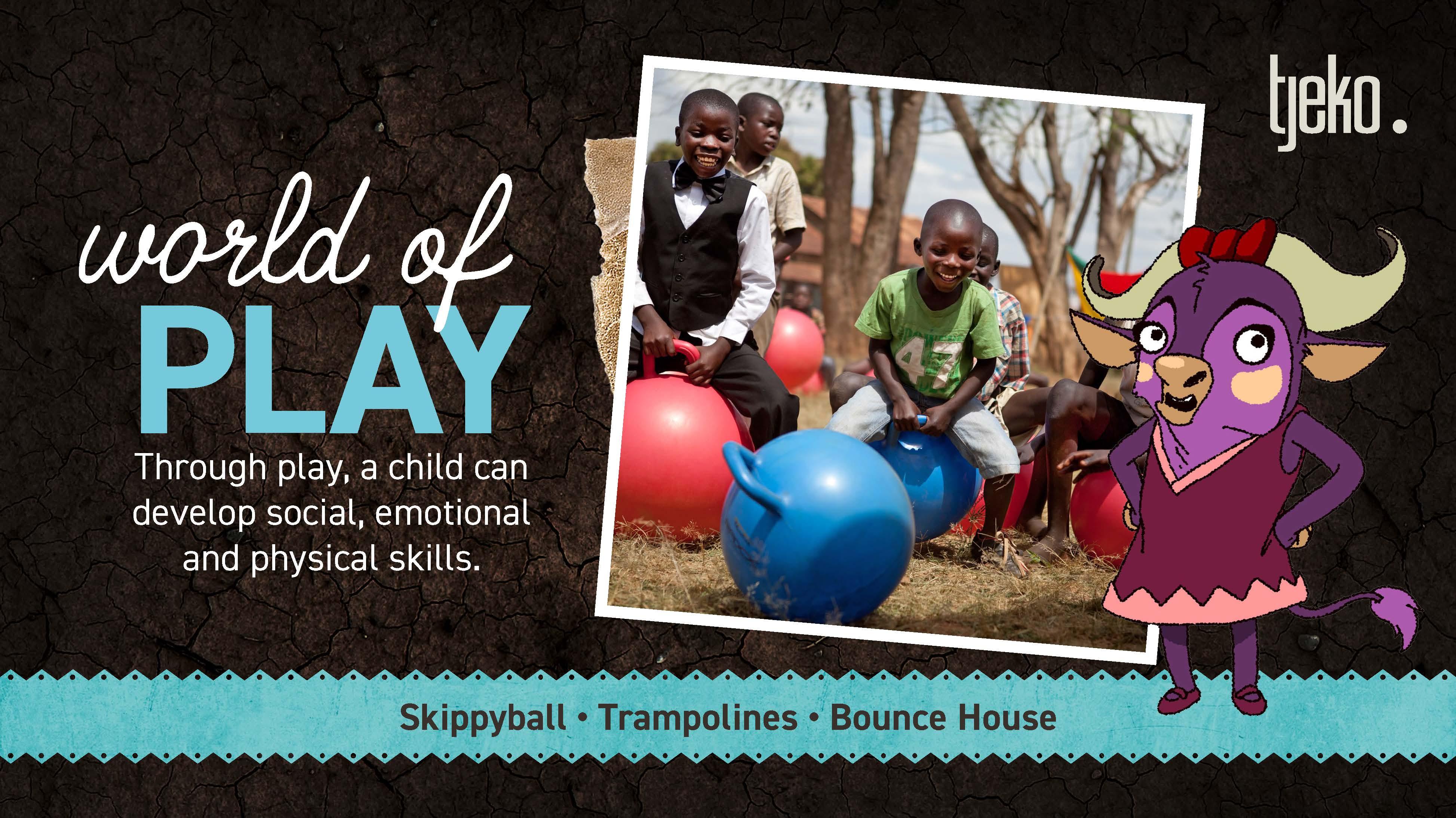 Ons team in Uganda gaat hard. Wekelijks gaat ons team er op uit om een nieuwe basisschool of weeshuis te ondersteunen met spel en creatieve ontwikkeling.