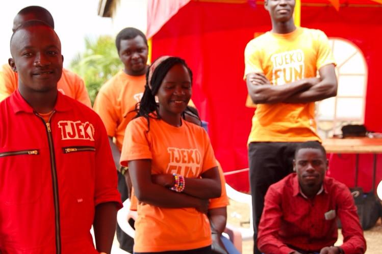 Tjeko Alban uganda