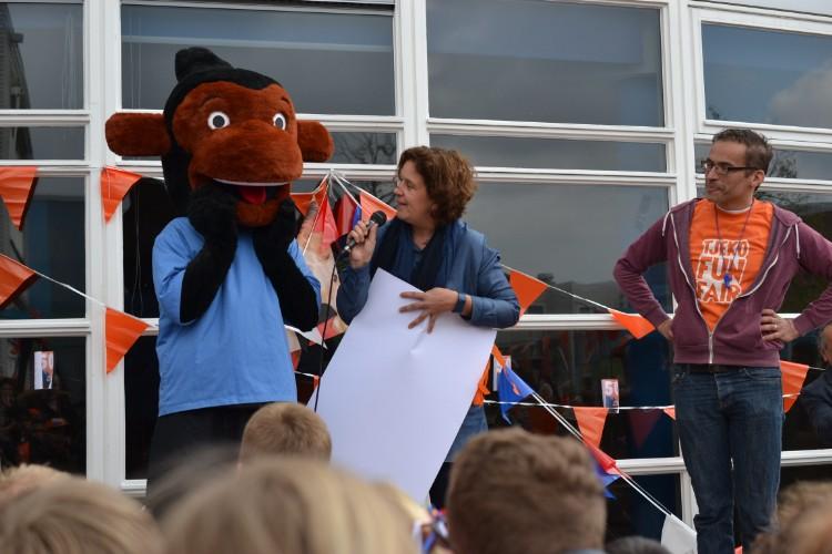 Tjeko live actie basisschool Dordrecht