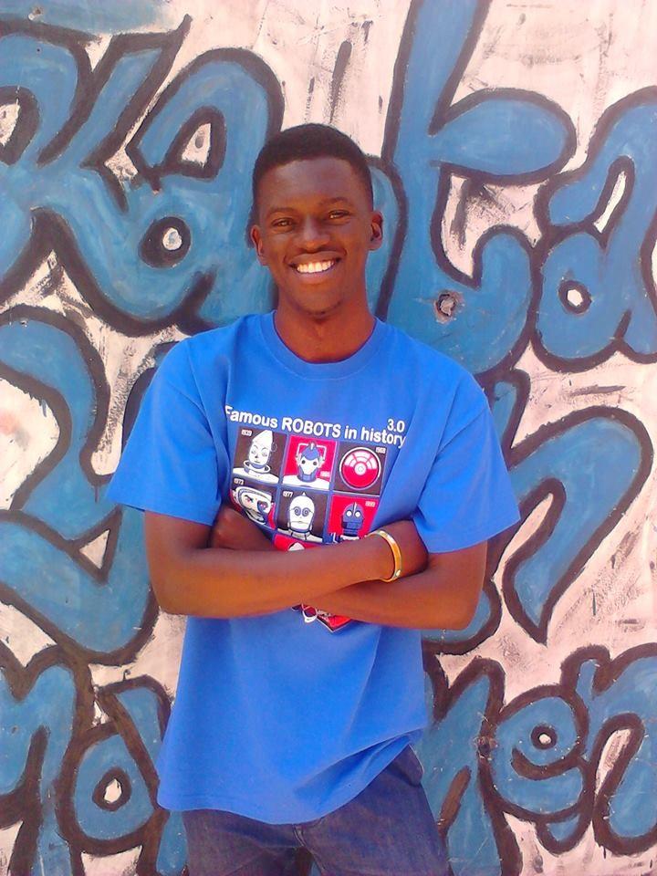 Tjeko uganda Benjamin UG