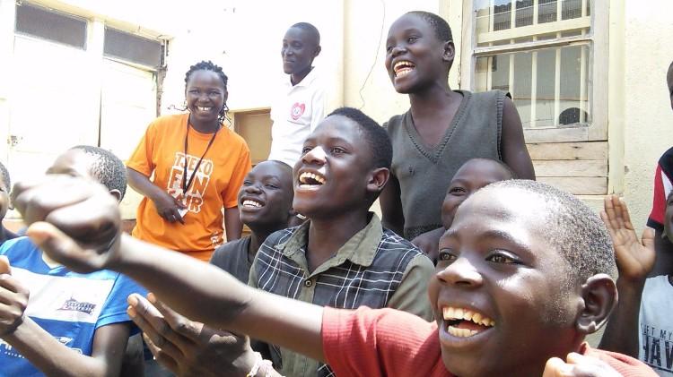 tjeko live uganda ngo happy