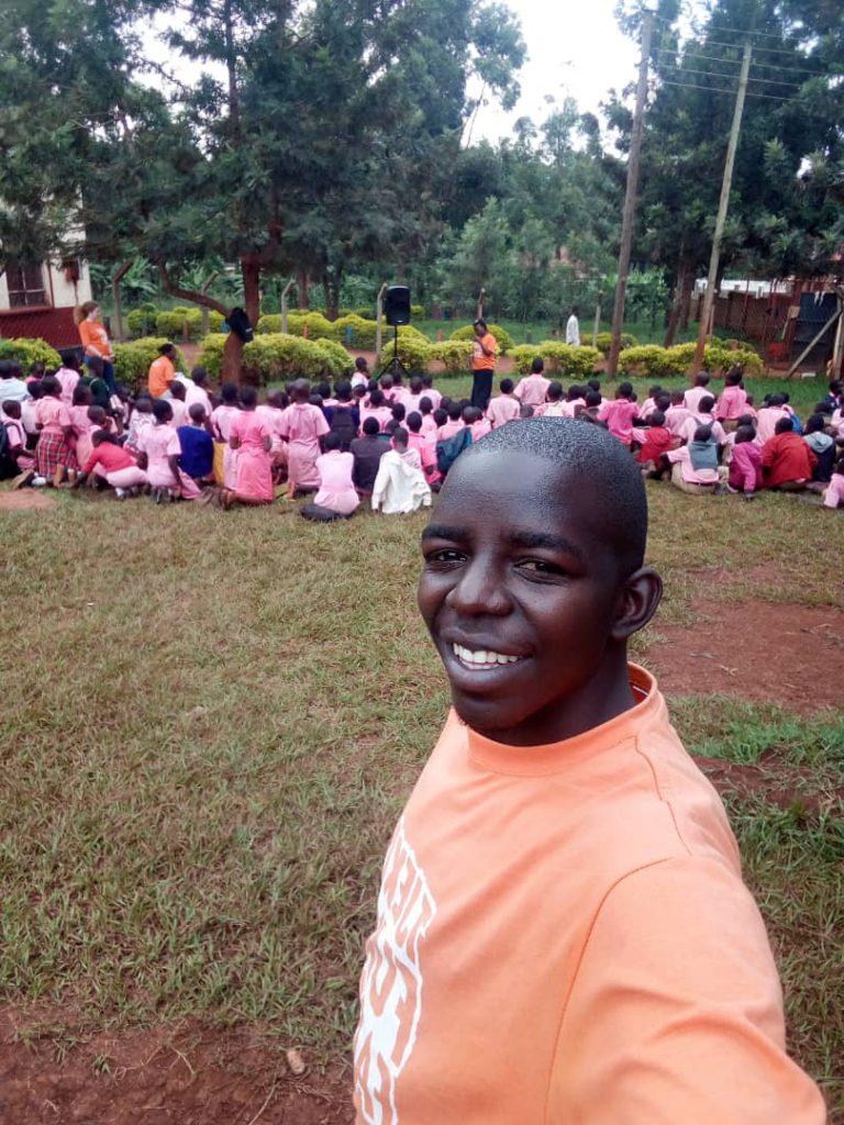 David Tjeko Live Jinja Uganda