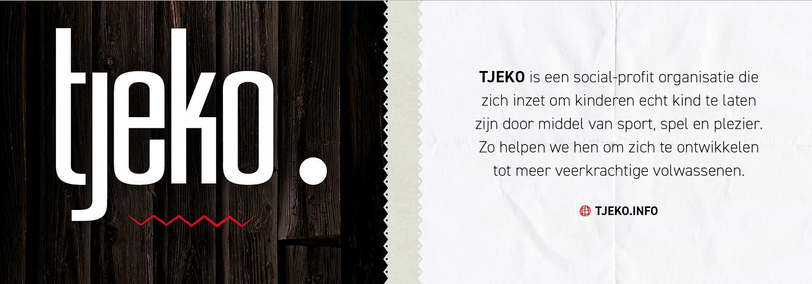 Meet the work of Tjeko