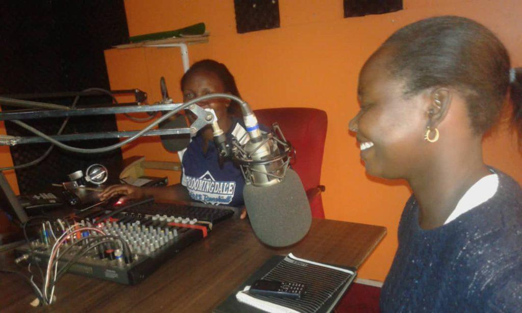Tjeko team jinja radio uganda