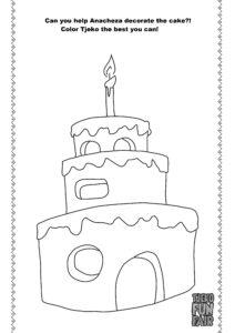 Cake House tjeko