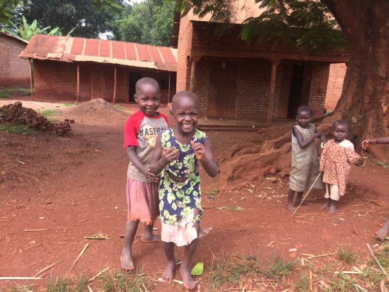 Kids Uganda Tjeko Live Play