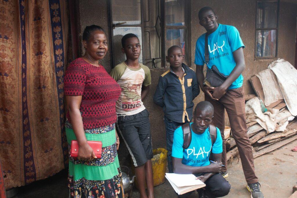 Tjeko uganda covid19 support