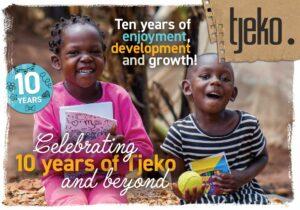 Tjeko magazine 2020 EN front