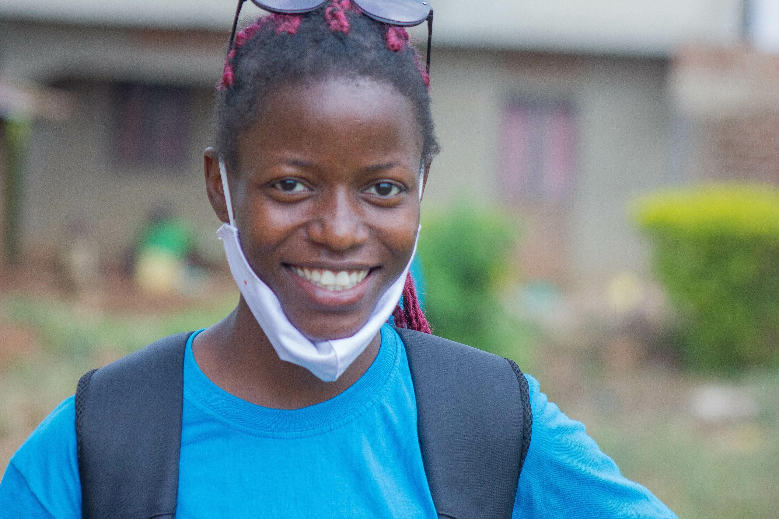 Tjeko student agatha uganda jinja