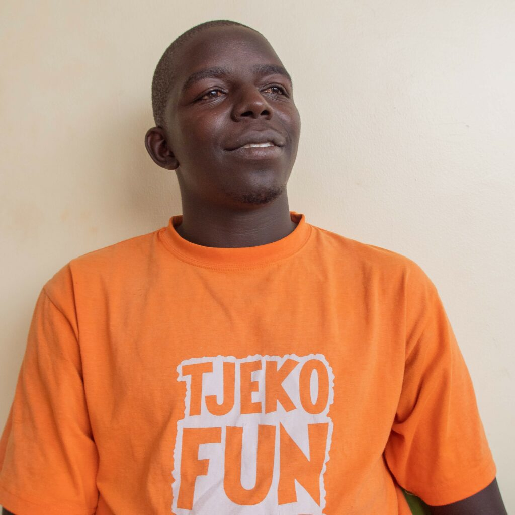 Tjeko David administrator Uganda jinja_1
